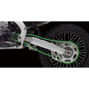 RK EXW / GXW GREEN RACING CHAIN