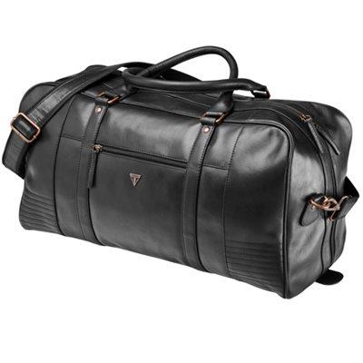 * Vente Objets Triumph Tan en cuir sac de voyage