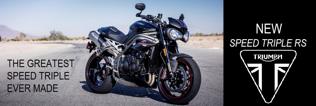 A SPEED TRIPLE RS 2019