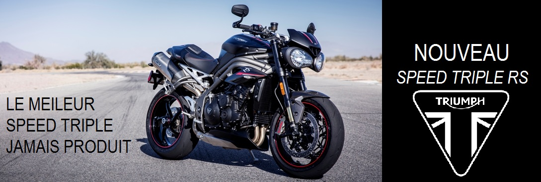 F SPEED TRIPLE RS 2019